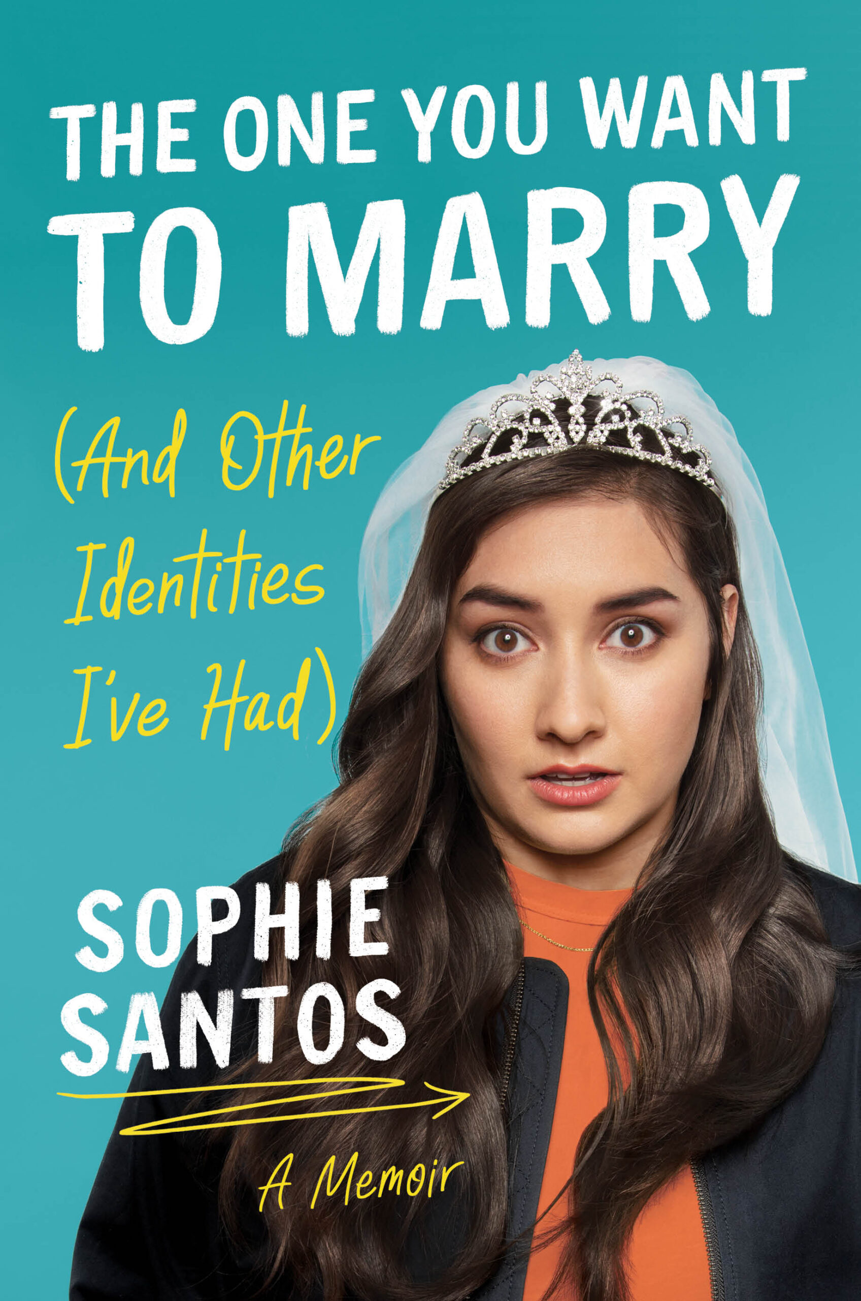 Sophie Santos, Finding Your True Voice After Spending Most of Your Life Trying to Fit In
